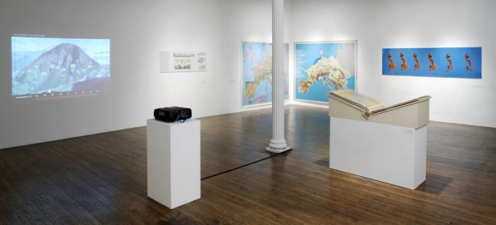 See Texts in Publication section for Tibet is the High Ground: Part III and Peninsula Europe: The Force Majeure.  Installation at Ronald Feldman Fine Arts, 2009