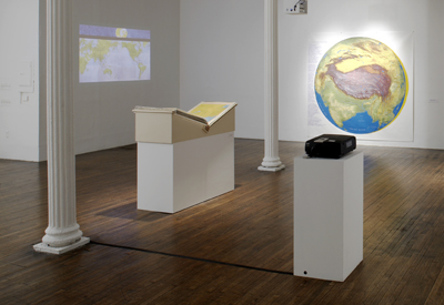 Installation Shot, Ronald Feldman Fine Arts 2009