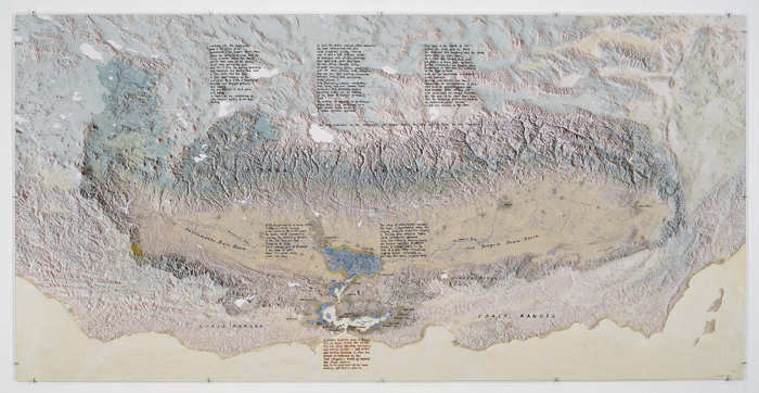 In the Sacramento San Joaquin Drain Basin: The Force Majeure, 2009