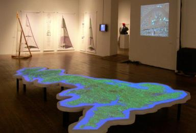 Installation Shot, Ronald Feldman 2009